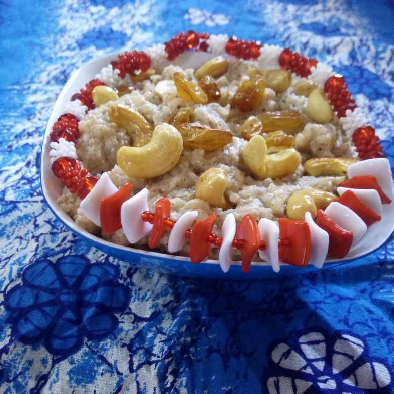 How to make Fenugreek Sweet Pongal