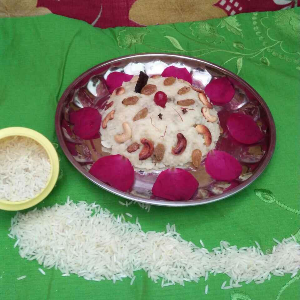 How to make Saffron Rice