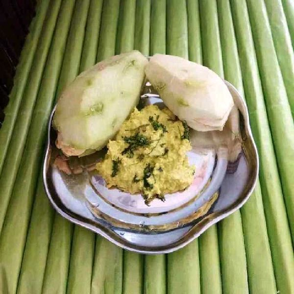 How to make Chayote Peel Chutney