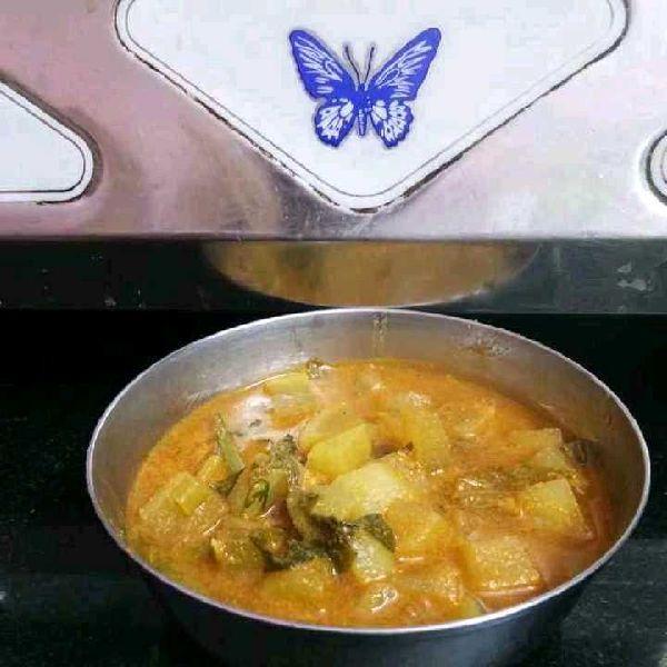 How to make Radish Sambar by Leftover radish palyam