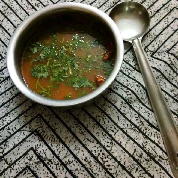 How to make Plain Tomato Rasam