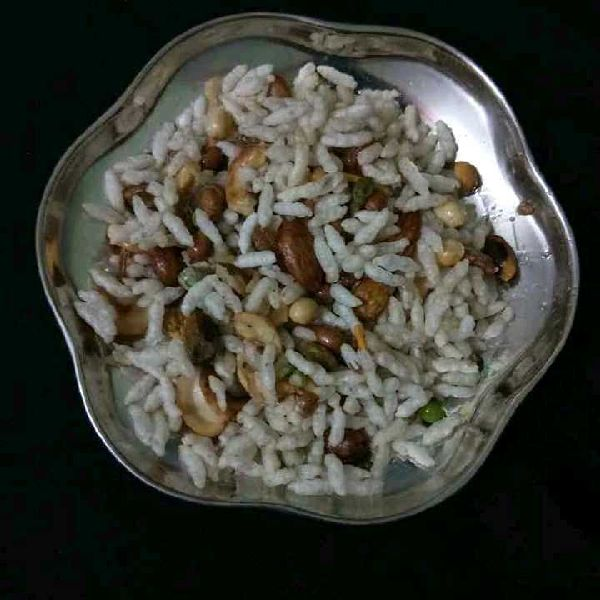How to make Puffed Rice Mix