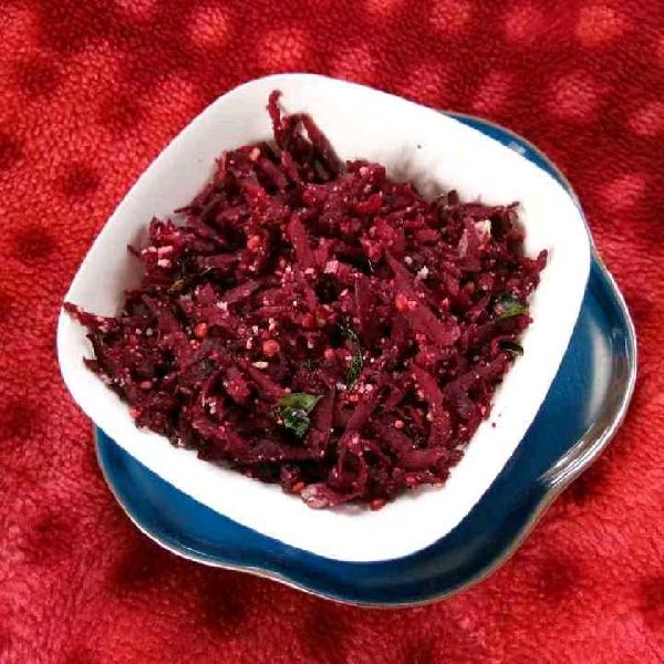 How to make Grated Beetroot Fry
