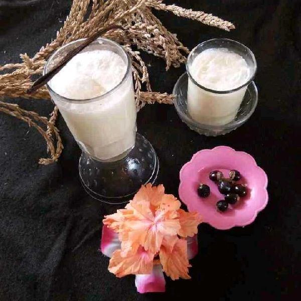 How to make Lychee Milkshake