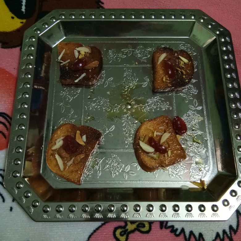 How to make Jaggery Rusk