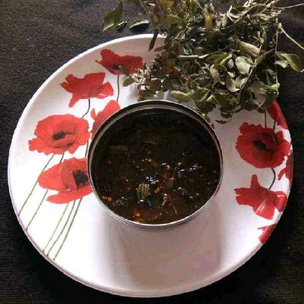 How to make Tamarind gojju