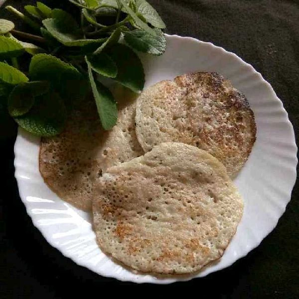 How to make Indian Borage Pancake