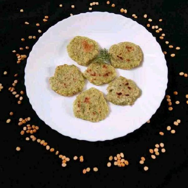 How to make Channa Dal Patties