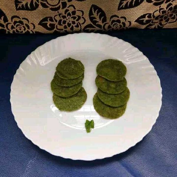 How to make Tawa Fried Smooth Palak Vada