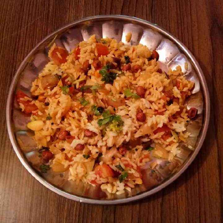 How to make Tomato Rice Plain