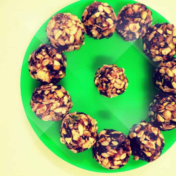 How to make Dry Fruit Laddoo