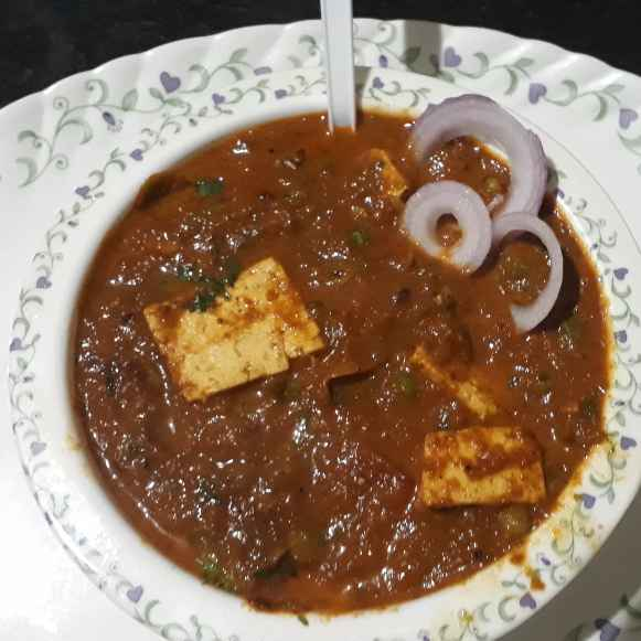 Photo of Paneer matar masala grevy by Rajlaxmi Padsalge at BetterButter