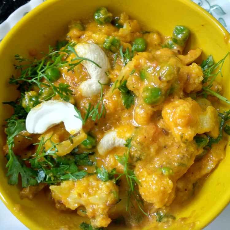 How to make Shahi gobi