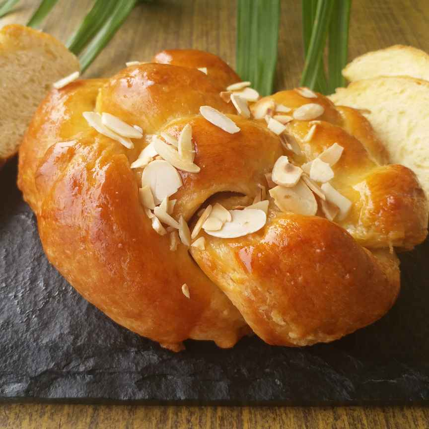Photo of Buttery brioche by Rajni Anand at BetterButter