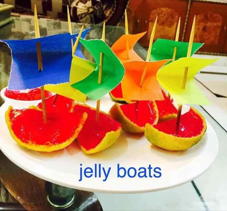 Photo of Jelly Boats by Rajni Bansal at BetterButter