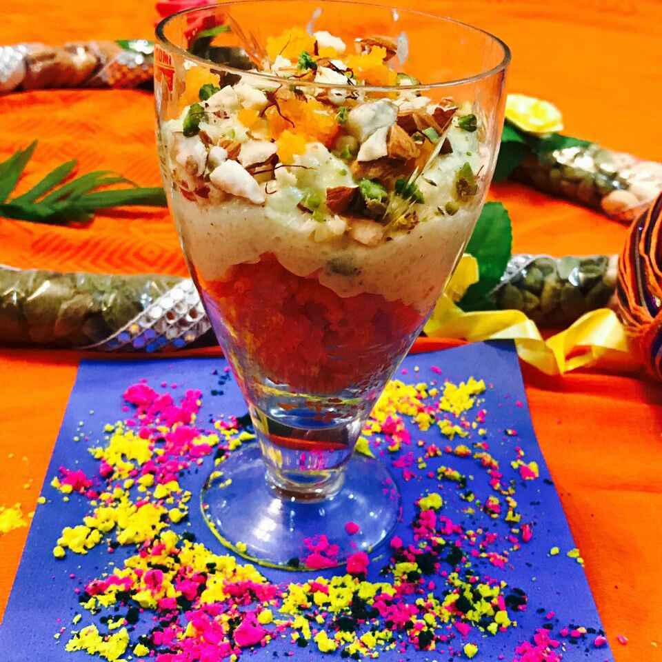 Photo of Bache hue bundi ke laddu ka fusion dessert by Rajni Bansal at BetterButter