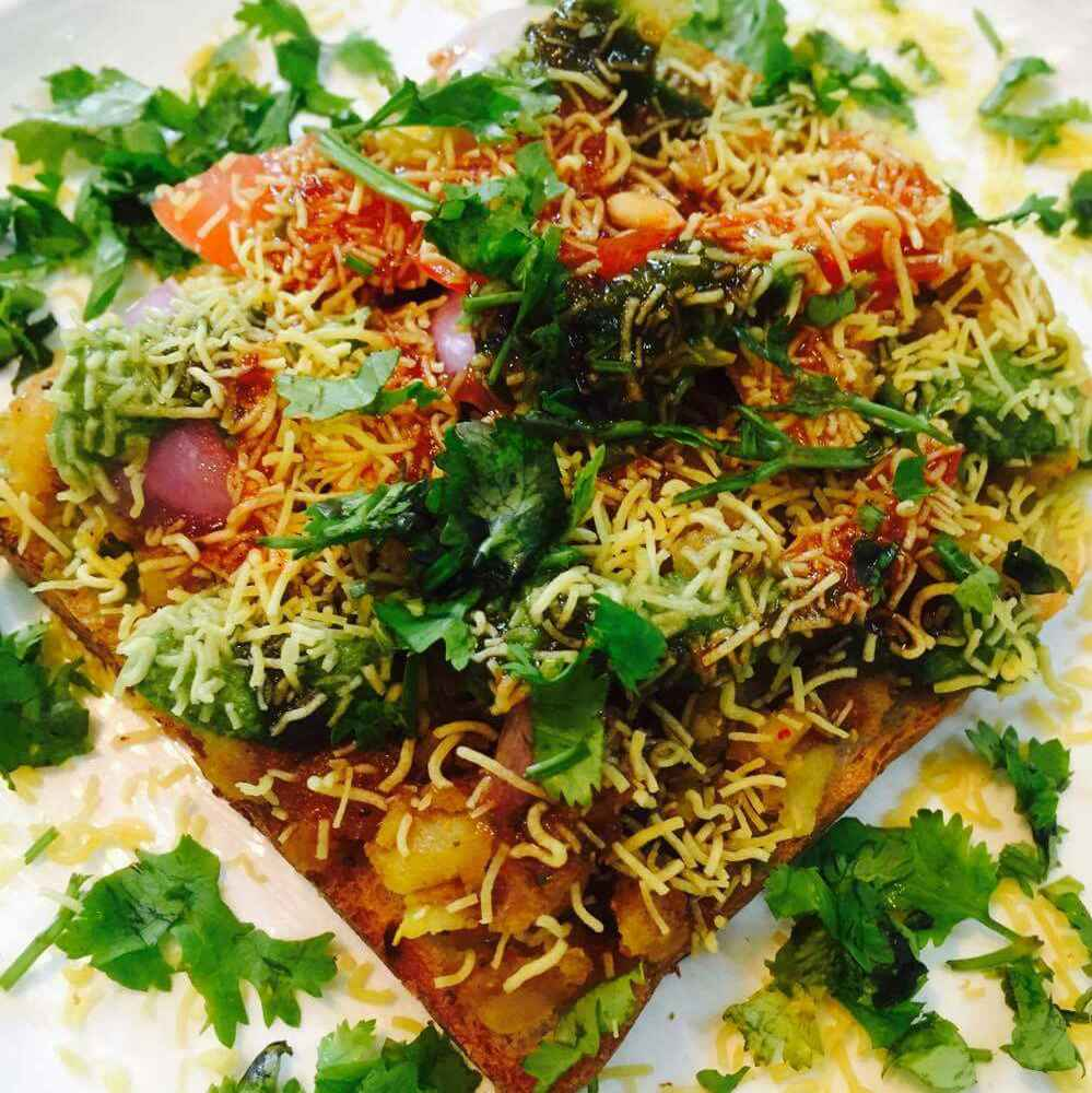 Photo of Bombay masala toast by Rajni Bansal at BetterButter