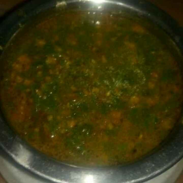 Photo of Mangodi palak ki sabji by Rajni Sharma at BetterButter