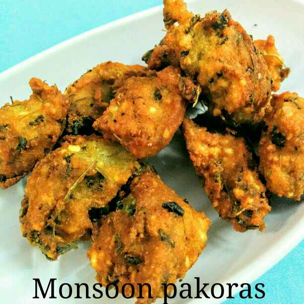 Photo of Monsoon Pakoras by Rajul Jain at BetterButter
