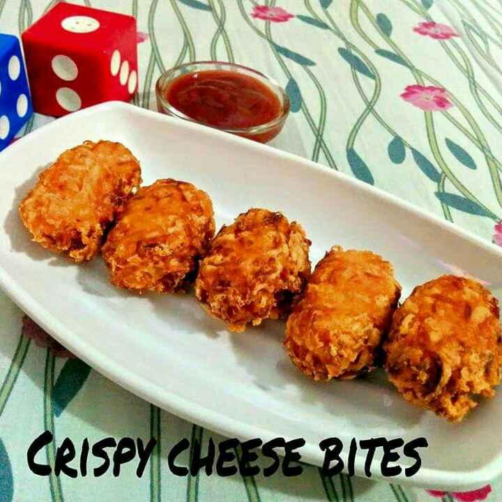 How to make Crispy Cheese Bites