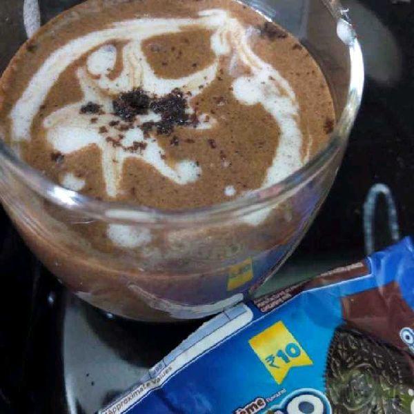 How to make Oreo milk shake