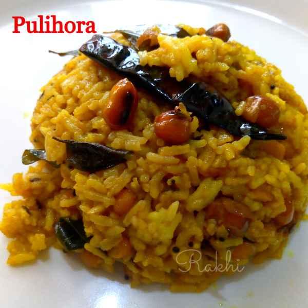 How to make Pulihora