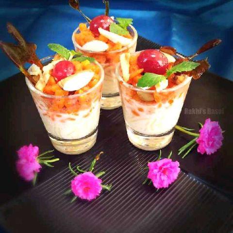 How to make Crunchy Munchy Custard Boondi