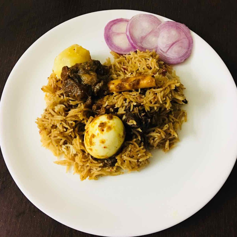 Photo of kolkata style mutton biriyani by Rakhi Lakhan at BetterButter