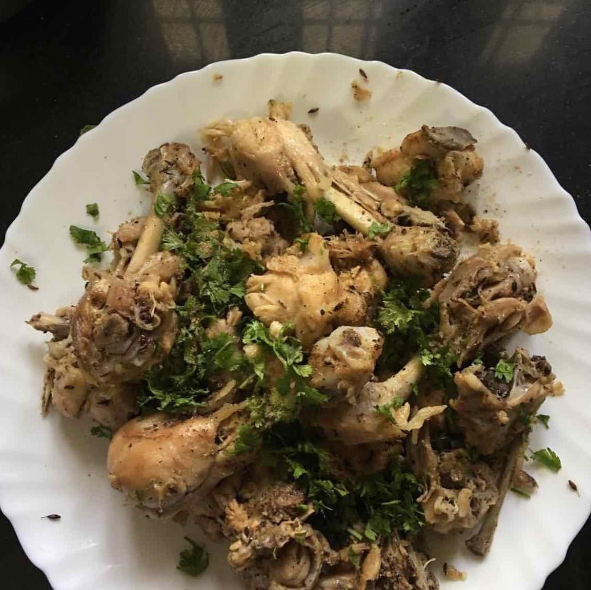 Photo of chicken Kali mirch by Rakhi Lakhan at BetterButter
