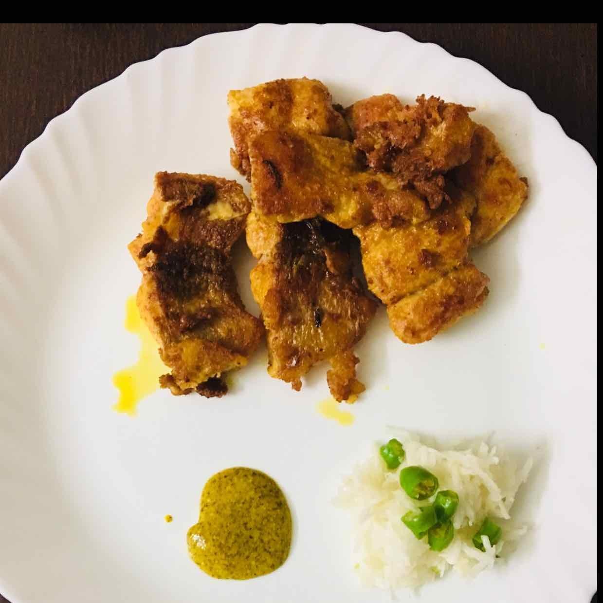 How to make fish fillets tawa fry