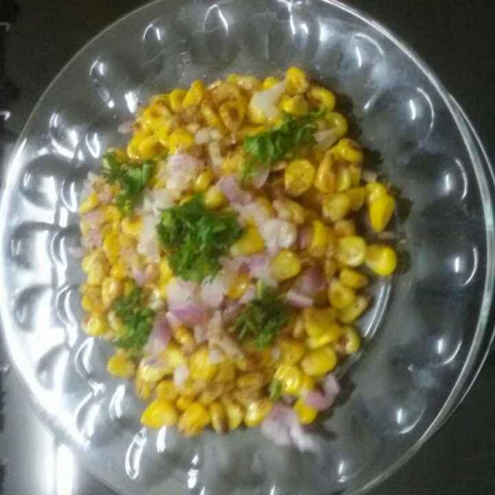 How to make Corn masala