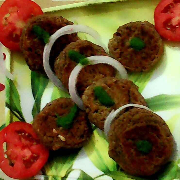 How to make Galauti kebab (veg version)
