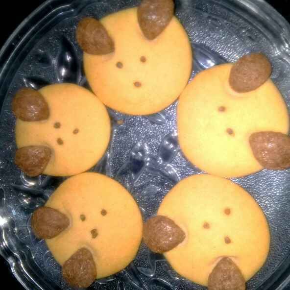 How to make Almond and Flaxseed Bunnies