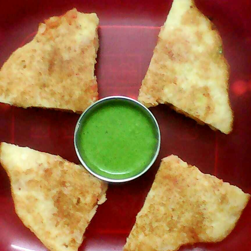 How to make Yummy stuffed utappam