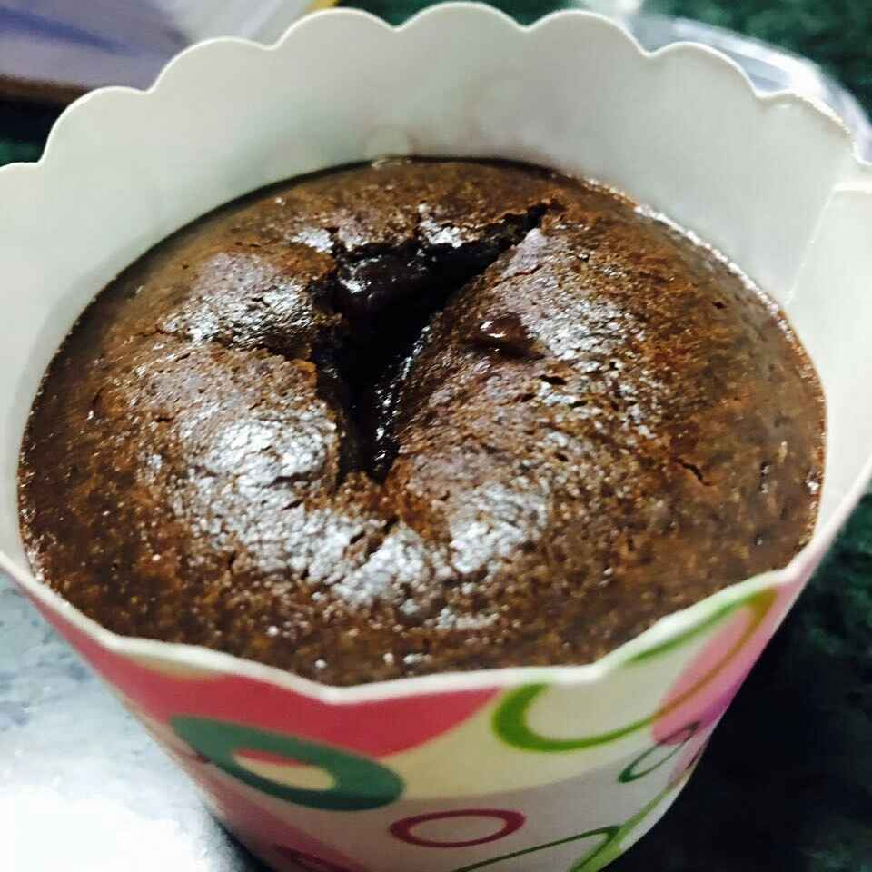 Photo of Choco Lava Cake in 1 minute by Rakhi Abhi Mehrotra at BetterButter