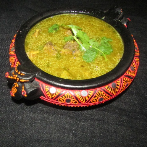 Photo of Maarkandam Soup/ Nenju Elumbu Soup/Mutton Rib Bone Soup by Rathy V at BetterButter