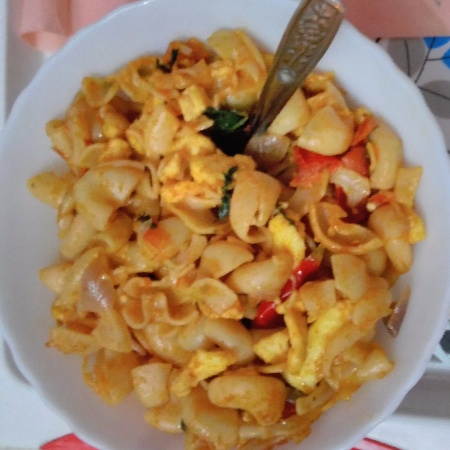 How to make Paneer Macroni/Pasta in Indian Style