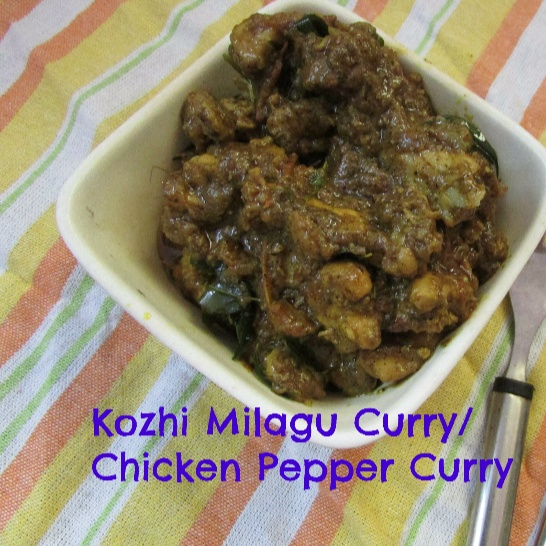 Photo of Kozhi Milagu Curry/ Chicken Pepper Curry by Rathy V at BetterButter