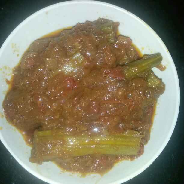 How to make Munakay masala curry