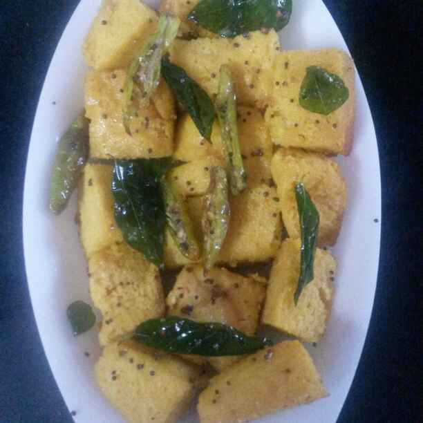 Photo of DHOKLA by Ram Ram at BetterButter