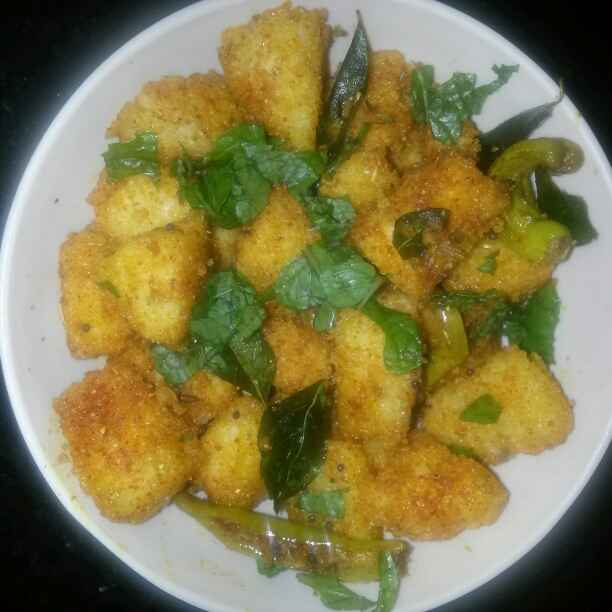Photo of SPICY FRIED IDLY by Ram Ram at BetterButter