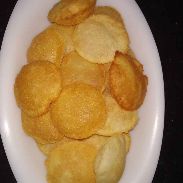 Photo of SOOJI POORI by Ram Ram at BetterButter