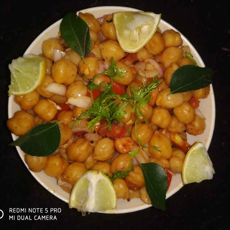 Photo of Chana chat by Ram Ram at BetterButter