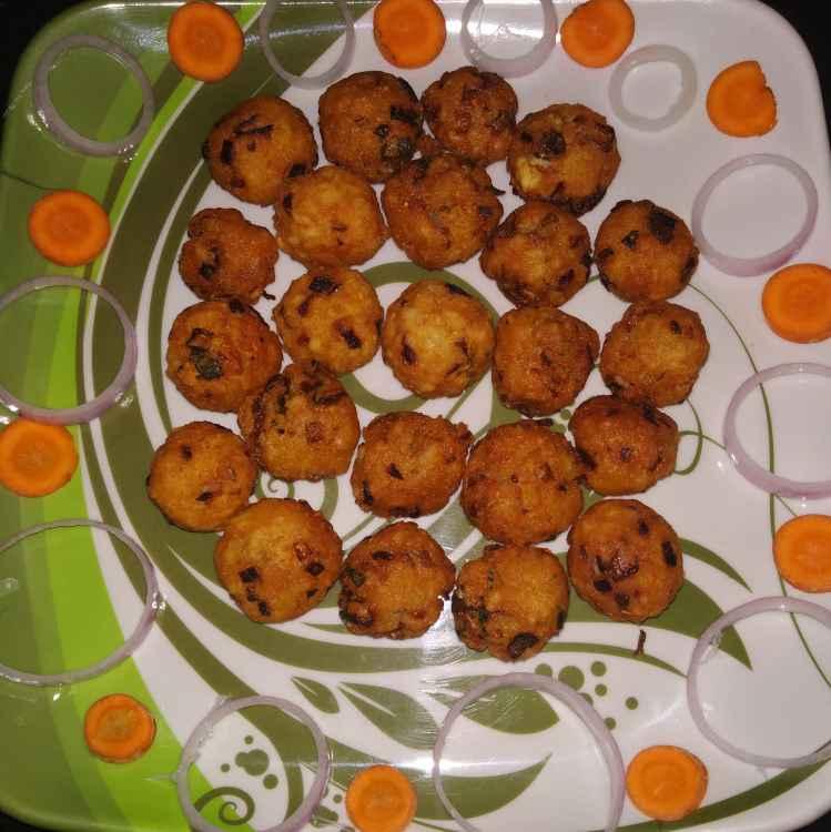 Photo of Poha balls by Ram Ram at BetterButter
