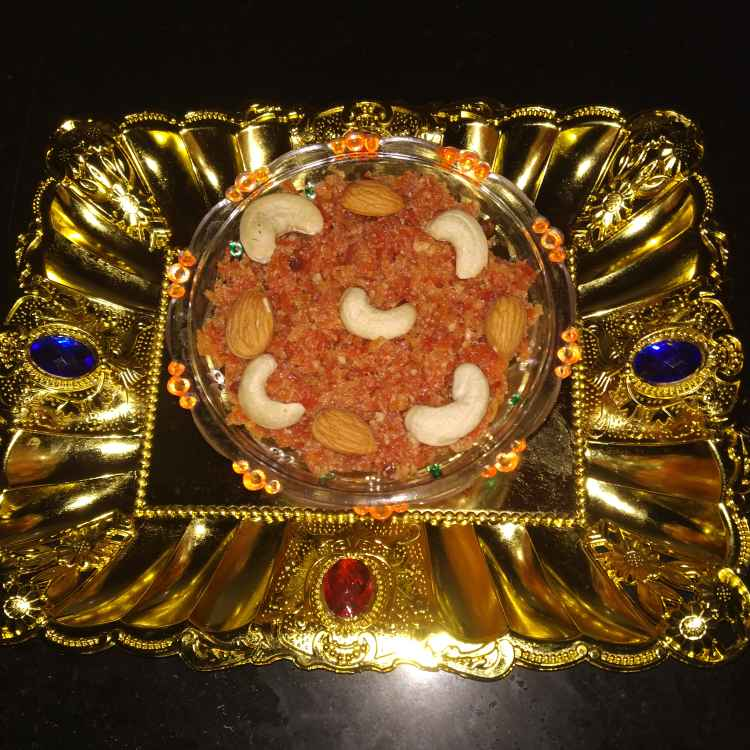 Photo of Carrot halwa by Ram Ram at BetterButter