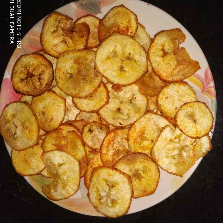 Photo of Green banana chips by Ram Ram at BetterButter
