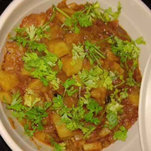 Photo of Aloo curry by Ram Ram at BetterButter