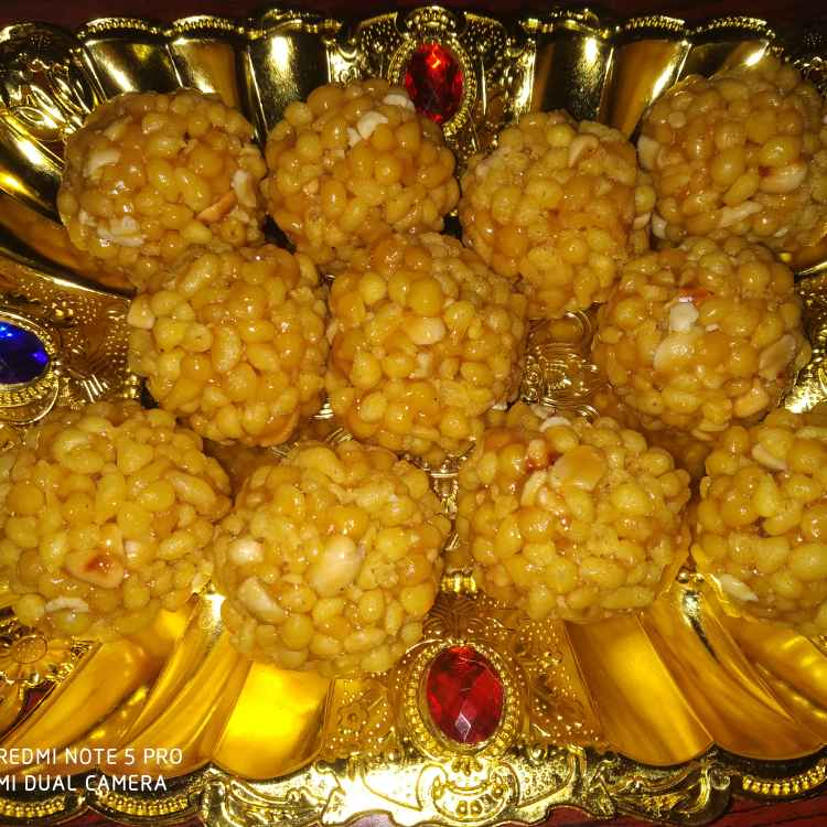 Photo of Jaggery sweet by Ram Ram at BetterButter