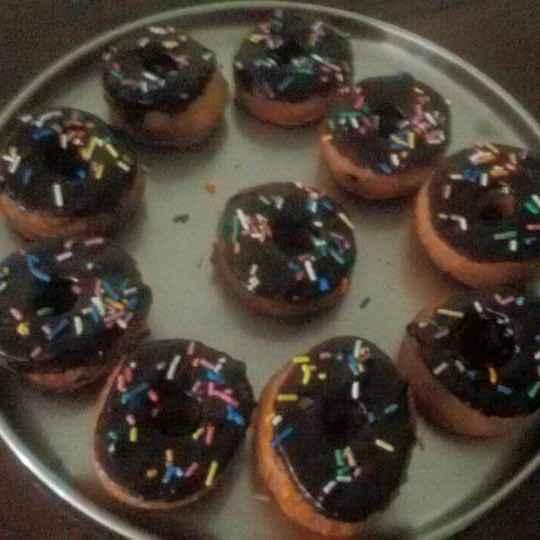 Photo of Eggless doughnuts by Rama Thota at BetterButter
