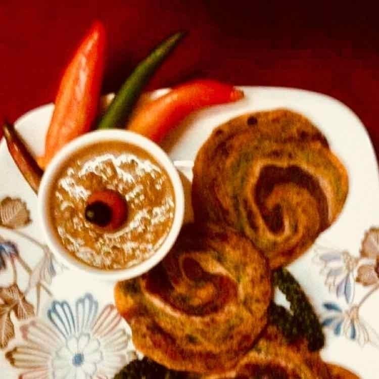 Photo of Multi Color Chapati And Paneer Butter Masala ! by Ramani Thiagarajan at BetterButter